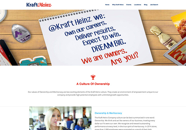 Kraft Heinz Careers | StaffCV CWS